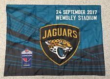 International Series Wembley London 2017 Jacksonville Jaguars Nfl Fan Flag