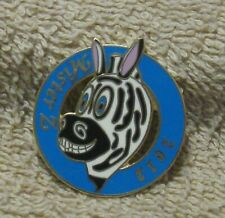2012 MISTER Z BALLOON PIN
