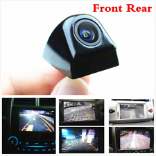 170° Reverse Backup Car Front View Camera Night Vision Parking HD 12V Waterproof