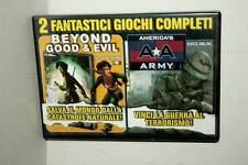 BEYOND GOOD & EVIL GIOCO USATO BUONO PC DVD VERSIONE ITALIANA GD1 47570