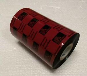 """Zebra 5100 Thermal Transfer Resin Ribbon Black 5100 4.33"""" x 1476'"""