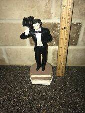 "Ardleigh-Elliott Gwtw ""Rhett's Farewell� Music Box Figurine 73476"