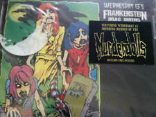 Wednesday 13's Frankenstein Night Of The Living Drag Queens SEALED FREE STICKER!