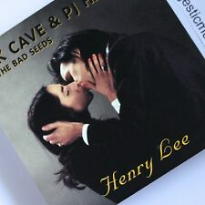 "NICK CAVE & PJ HARVEY 7"" VINYL HENRY LEE 1996 ORIGINAL EX RARE"