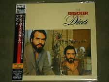 The Brecker Brothers Detente Japan Mini LP