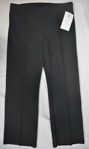 NWT $108 Athleta XSP & S Black Mercurial Crop Flare Pant #405530 Work Travel