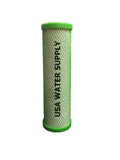 CounterTop Single Stage Drinking Water Replacement Filter Coconut Carbon Filter