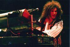 BON JOVI PHOTO 1986 UNIQUE IMAGE UNRELEASED HUGE 12 INCH GEM EXCLUSIVE PHOTO