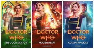 Doctor Who 13th Doctor (Jodie Whittaker) BBC Hardcover Book Set