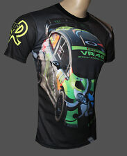 Valentino Rossi VR46 rally car WRC - All Over Sublimation Print T-Shirt