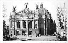 bg18655 Opera from Lemberg Lvov Lwow Ukraine Poland Galicia 1942 foto real ww2