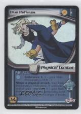 2003 Dragonball Z TCG - Majin Buu Saga Foil #8 Blue Reflexes Gaming Card 0b5
