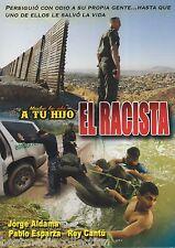 Madre He Ahi A Tu Hijo El Racista DVD NEW Narco Pelicula CORRIDOS Nueva SEALED