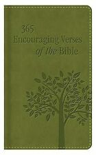 Very Good, 365 Encouraging Verses Of The Bible Paperback, Compiled By Barbour St