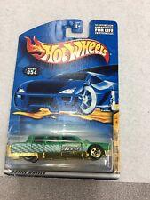 2001 Hot Wheels #54 Turbo Taxi Limozeen 5 spoke New On Card B7