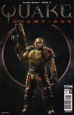 Quake Champions #1 (Of 4) Cover C Comic Book 2017 - Titan