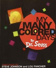 My Many Colored Days , Dr. Seuss