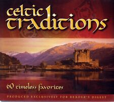 CELTIC TRADITIONS 60 Timeless Favorites - 3 CD Box Set