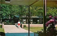 Butler County Community College~Pennsylvania~Quadrangle~1960s Postcard