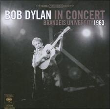Bob Dylan in Concert: Brandeis University 1963 (CD-2011, Columbia) SEALED NEW*