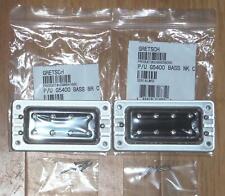 Gretsch® Blacktop Filtertron Bass Bridge & Neck Pickup Set~CHRME~G5400~Brand New