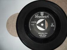 "Bobby Helms – Jingle Bell Rock / Captain Santa Claus 7"" 1st Pressing 1958 vg"