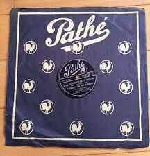 ►VINYLE 78 T. - PATHE 2774-  CHANSONS DE BOB ET BOBETTE - LISETTE JAMBEL - 1951