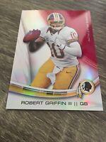 Robert Griffin III  Redskins 2013 Topps Platinum #12