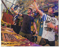 "Chainsmokers Signed Autograph 8""x10"" Photo"