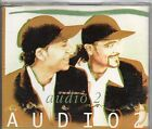 AUDIO 2 raro CD SINGLE PROMO 1 TRACCIA ITALY C'era e non c'è MADE in ITALY
