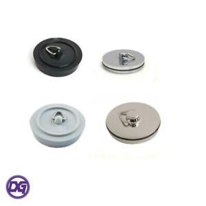 Bath / Sink plugs  Bath / Basin Chains ( White,Black,Brass or Chrome Plugs)