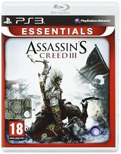 PS3 Spiel Assassins Assassin's Creed 3 III  NEU