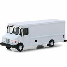 Greenlight 1/64 2019 Mail Delivery Vehicle Panel Van Blank White 30097