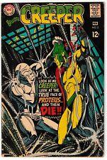 BEWARE THE CREEPER #5 (VG+) Steve Ditko Interior & Cover Art! Silver-Age 1968 DC