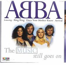 ABBA - The Music Still Goes On - great pop collection