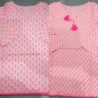 Ex  Angels girls long sleeve beach tunic top                   (BU28)