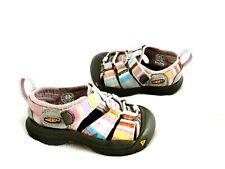 KEEN Toddler Girls 6US Newport H2 Waterproof Hiking Sandal raya lilac.gray.pink