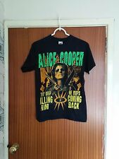 Alice Cooper tour t-shirt 2011 Welcome 2 My Nightmare shock rock metal small