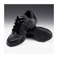 Black Capezio Daphnis DS25 split sole dance sneakers - Uk 2.5