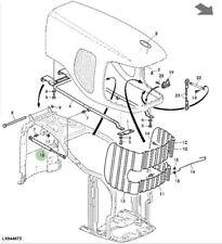 Genuine John Deere Tractor bonnet gas strut AL174088 serie 6 6020 6120 6220