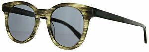 Karen Walker Wilde 1821904 Horn / Smoke Mono Lens Sunglasses