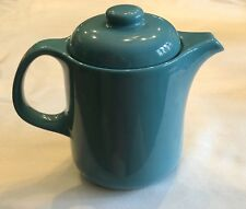 Vintage RARE HTF WAECHTERSBACH W.Germany AZUR Turquoise  COFFEE TEA POT
