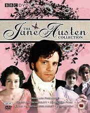 The Jane Austen BBC Collection DVD Disc Jennifer Brand New Box Set
