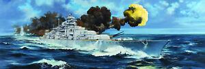 Trumpeter 03702 - 1:200 Bismarck - Neu