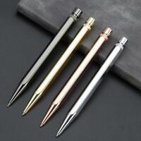 1 stücke Retro Metall Kugelschreiber Maßgeschneiderte Mode Werbung Presse  Heiß