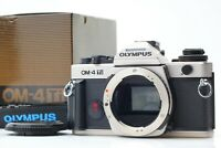 【UNUSED RARE CHROME】 Olympus OM-4 Ti 35mm SLR Film Camera Strap From JAPAN #1076