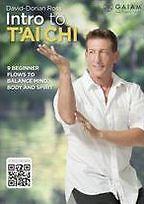 INTRO TO TAI CHI (David-Dorian Ross) - DVD - Region Free - Sealed