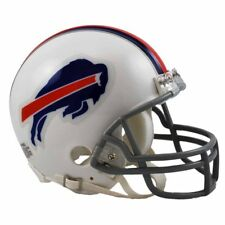 BUFFALO BILLS RIDDELL VSR4 MINI NFL FOOTBALL HELMET