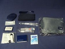 NEW SEALED UNITED BUSINESS FIRST CLASS TOILETRY KIT- GREAT FOR HOUSEGUESTS