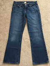 Lucky Brand Women's Jeans Mid Rise Flare Medium Wash Stretch SZ 8 / 29 7WD1310
